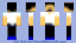 Ash Steve Minecraft Skin