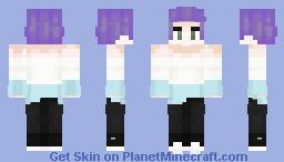 awsten knight | waterparks Minecraft Skin