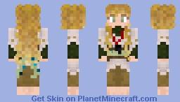 Lucy - Birch Minecraft Skin