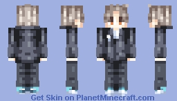 Sugawara Koshi (Sweatpants) ~ Haikyuu! Minecraft Skin