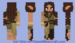 Armelle [LoTC Commission] Minecraft Skin