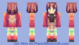 C O P Y C A T Minecraft Skin