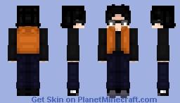 It's a ME Minecraft Skin