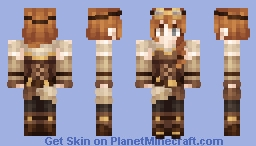 ♦ℜivanna16♦ Steampunk Engineer Minecraft Skin