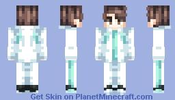 Oikawa Tohru (Sweatpants) ~ Haikyuu! Minecraft Skin