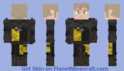 Henry Warde Uniform Minecraft Skin