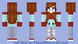 Open Up To Magic ~ Catligraphy Minecraft Skin