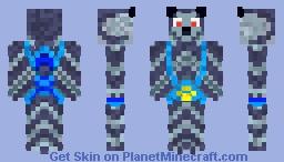 Kat-nap Minecraft Skin