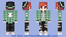 smol but angry - oc Minecraft Skin