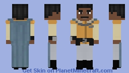 Lando Calrissian General Minecraft