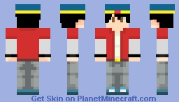 Regular Guy Minecraft Skin