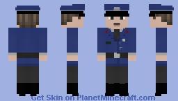 Rijkswacht Minecraft Skin