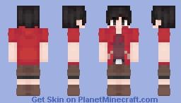 Ruby -genderbent- Minecraft Skin