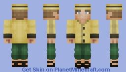 Safary explorer : Explorers Collection Minecraft Skin