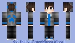 Teen Age Boy 2 Minecraft