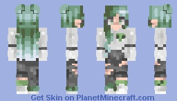 Lhana ~ Before I leave this World Minecraft Skin