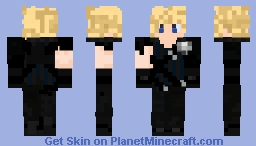 Cloud Minecraft Skin