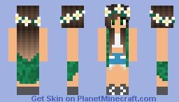 Modern Girl Minecraft Skin