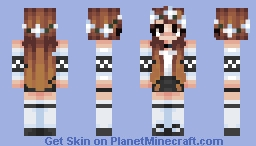 Pixel || There's something 'bout his manners Minecraft Skin