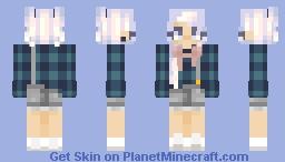 kawaii girl xd Minecraft Skin