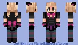 D.VA | Request Minecraft Skin