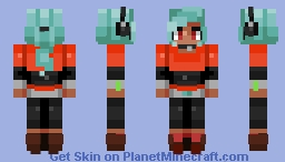 Flattshed | Request Minecraft Skin