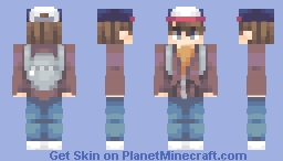 Dustin | Stranger Things ( Request! ) POPREEL Minecraft