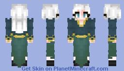 Farah Amelia (OC) Minecraft Skin