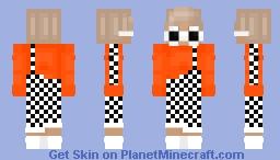clout g0d lukas Minecraft Skin