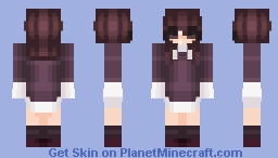 OC - Abigail Minecraft