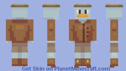 Mr. Clarkton (Requested) Minecraft Skin