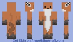 Foxtale Minecraft Skin