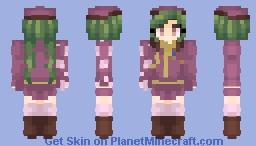 ~Senbonzakura~ Minecraft Skin