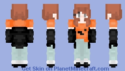 Requests are open Minecraft Skin