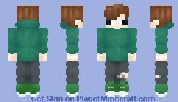 My First Skin Minecraft