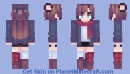 O h look another    Contest Entry Minecraft Skin