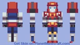 Star Saber Minecraft Skin