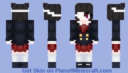 Student Oc Minecraft Skin