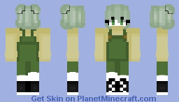 Takatsuki Sen / Yoshimura Eto Minecraft Skin