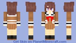 [Bang Dream!] Toyama Kasumi Minecraft Skin