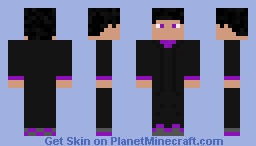 saints row (saints) Minecraft Skin