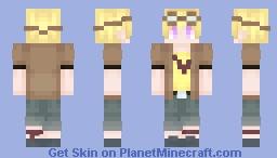 Yang -genderbent- Minecraft Skin