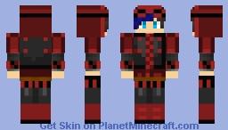 Pete The Admin's Champion Minecraft Skin