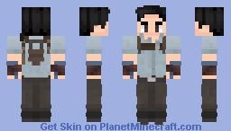 Minho | The Maze Runner | 100th Skin Minecraft Skin