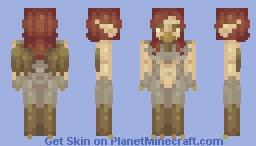Aderyn [Contest Entry] Minecraft Skin