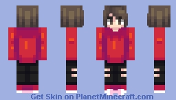 Apple  // Comm Minecraft Skin
