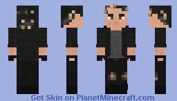 The Walking Dead-Arat Minecraft Skin