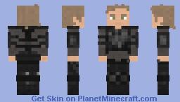 The Walking Dead-Benjamin Minecraft Skin