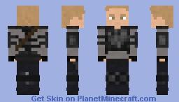 The walking Dead-Dianne Minecraft Skin
