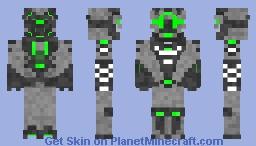 Chrono Armor Mk I Minecraft Skin